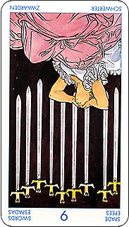 9 of swords